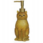 Country Cat Lotion Pump