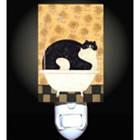 Bath Tub Cat Night Light