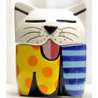 Ceramic Cat Salt & Pepper Shaker