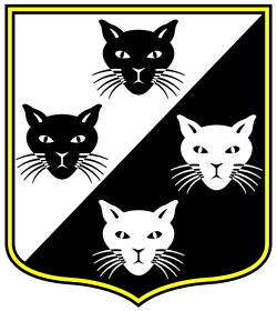 Cats in Heraldry