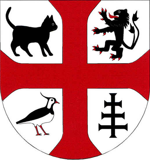 Cats in Heraldry