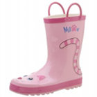 Kitty Pink Rain Boot