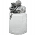 Arthur Court Cat Treat Jar