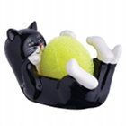 Playful Kitten Scrubby Pad Holder