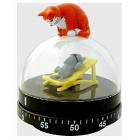 Cat & Mouse Kitchen Timer