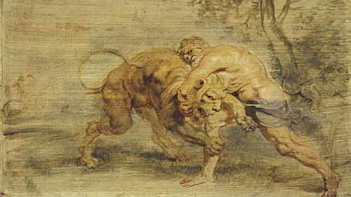 Lion of Nemia
