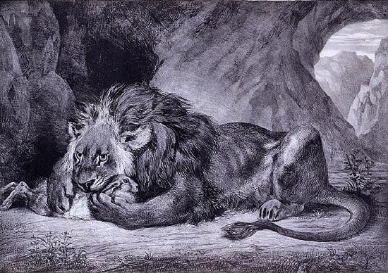 Lion of Atlas
