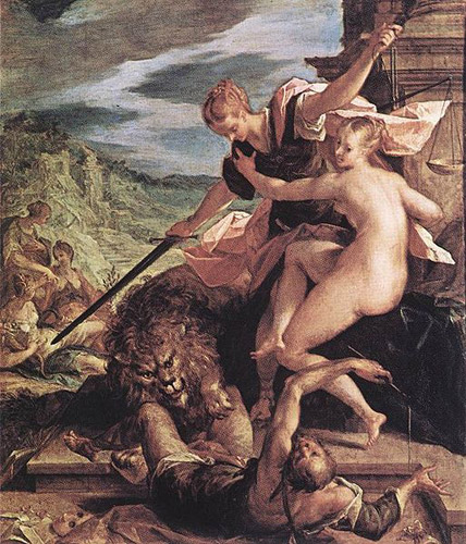Allegory (aka The Triumph of Justice)